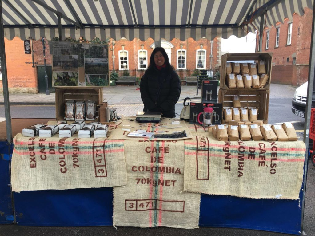 Coffee We Love will be at Ludlow Street Market on Friday the 30th of March with the finest Colombian Coffee